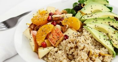 Whole Grain Salad