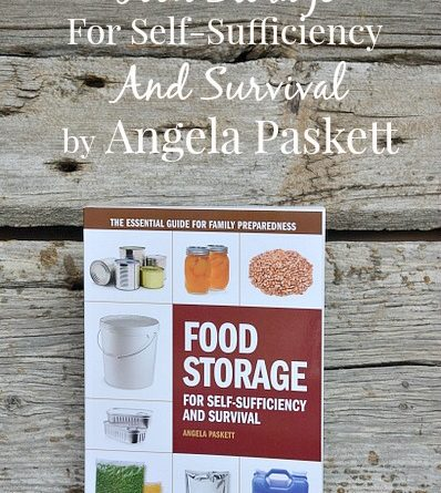 Food Storage-Self-Sufficiency-Survival