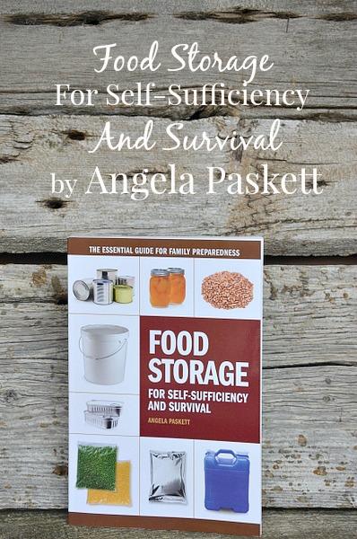 Food Storage-Self-Sufficiency-Survival