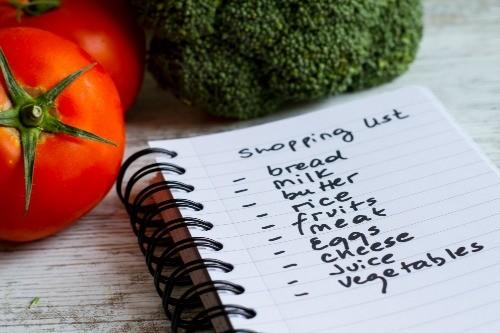 food storage list