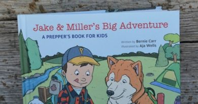 Preppers Book For Kids