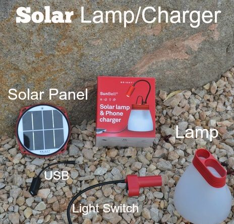 How To Power Your Cell Phone With Solar | by FoodStorageMoms.com