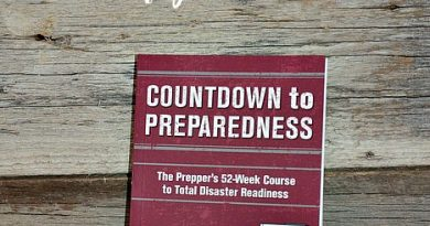 Preppers 52 Week Preparedness Course