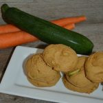 Zucchini Carrot Pumpkin Cookies
