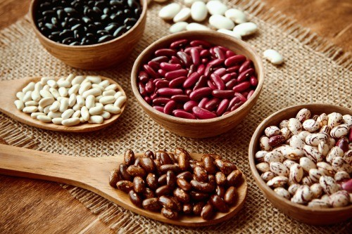Store Different Beans