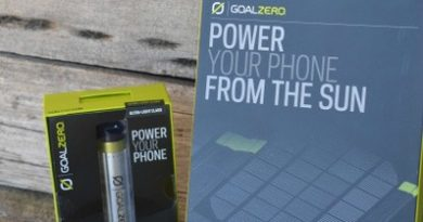 Charge Cell Phone Or Tablet With Solar