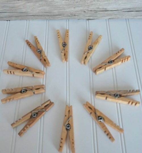 Where To Find The Perfect Clothespins You Will Want
