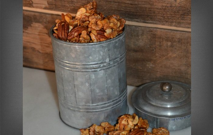 spicy nuts recipe