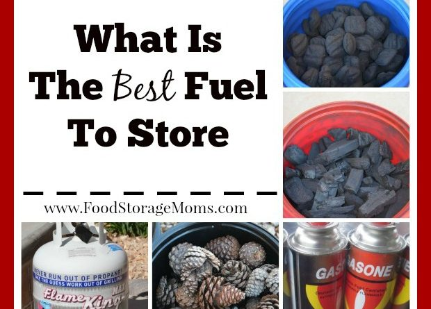 What Is The Best Emergency Fuel To Store | via www.foodstoragemoms.com