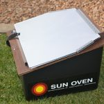 How To Use Your Sun Oven-It's Really Easy