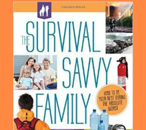 The Survival Savvy Family Book By Julie | by FoodStorageMoms.com