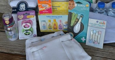emergency mommy kit