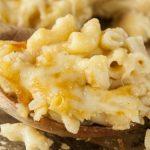 baked cheesy macaroni