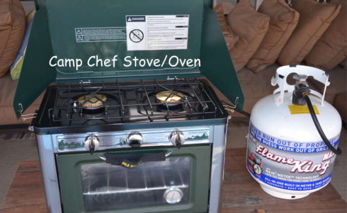 Camp Chef Oven Combo
