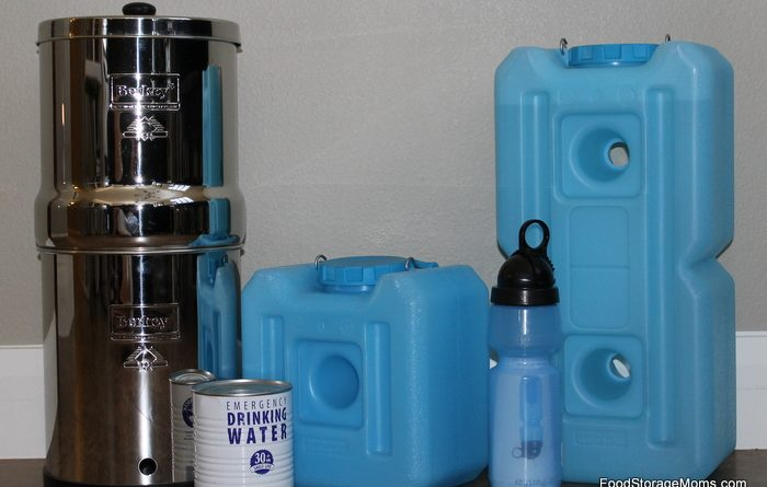 What You Need To Know About Water Preservation-101 by FoodStorageMoms.com