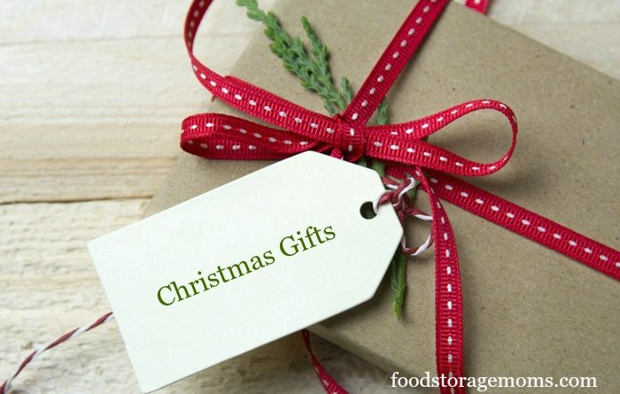Christmas Gifts-Most Important Things People Need by FoodStorageMoms.com