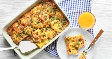 Overnight Breakfast Casseroles