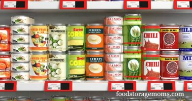 get started with food storage