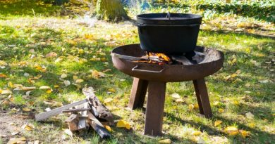 Outdoor Cooking For Survival