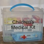 How To Make A Children's First Aid Kit