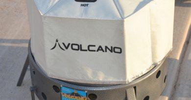 Volcano Stove