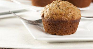 morning glory muffin