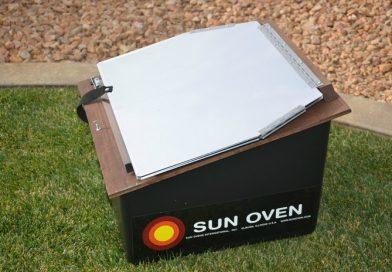a sun oven