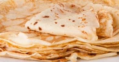 make natural yeast crepes
