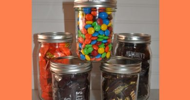 Store Halloween Candy