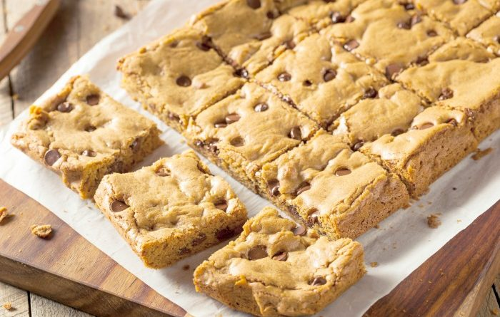 best chocolate chip bars