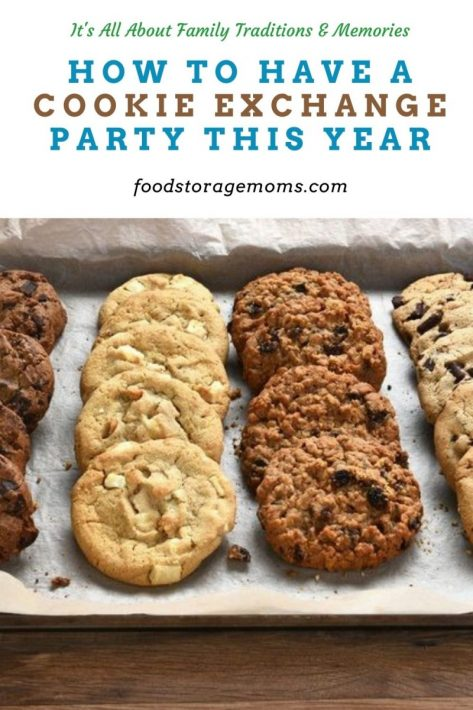 How To Have A Cookie Exchange Party This Year