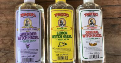 Use Witch Hazel