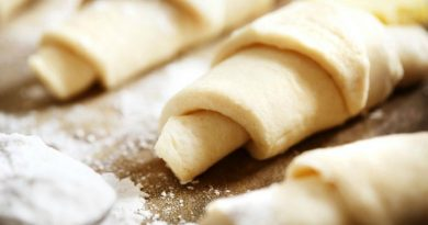 Make Croissant Rolls