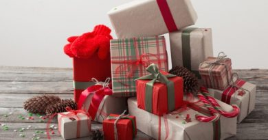 You Don't Want or Need Christmas Gifts