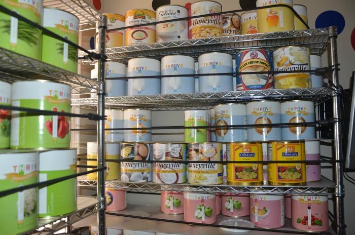 store food storage