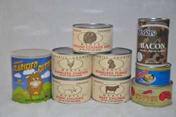 My Favorite Kind Of Food Storage