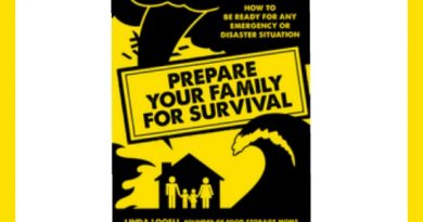 11 ways to prepare your family