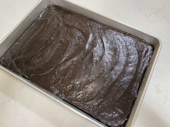 World's Best Texas Sheet Cake