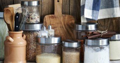 Store Basic Food Storage