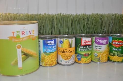 compare food storage