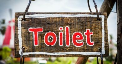 emergency toilets