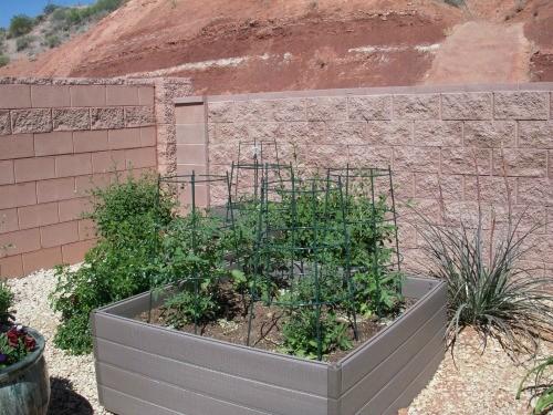 prepare gardens