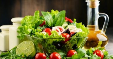 3 salad recipes