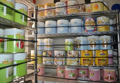 choose food storage