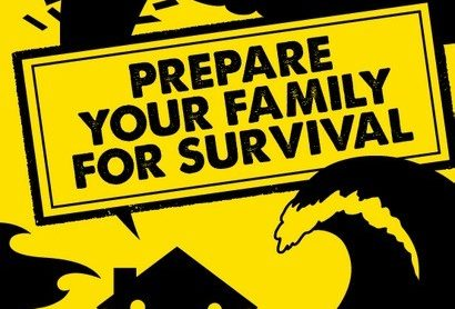 Prepare Your Family For Survival Giveaway