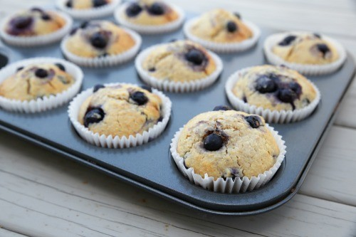 3 Muffin Recipes