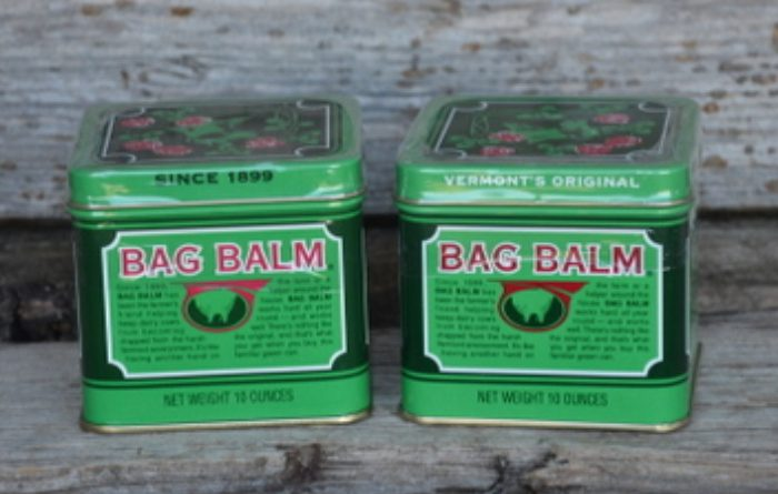 20 Reasons Why I Store Bag Balm® And You Should Too