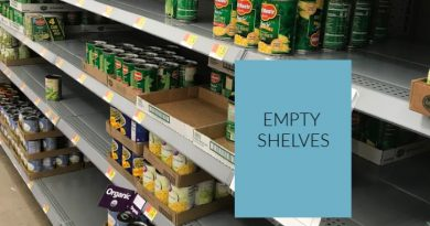 100 Items That Will Disappear After An Emergency