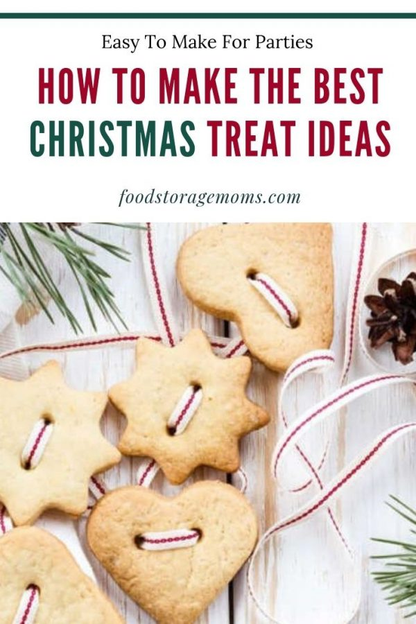 How To Make The Best Christmas Treat Ideas