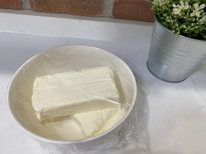 Soften The Cream Cheese